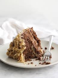 german chocolate cake foodiecrush