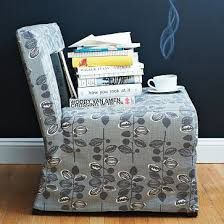 slipper chair slipcovers slipcover the lil house that could
