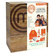 amazon com masterchef junior cooking essentials set 9 pc kit