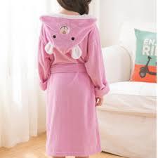 robe de chambre fille 10 ans le peignoir capuche le plus choisi parmi d autres modèles