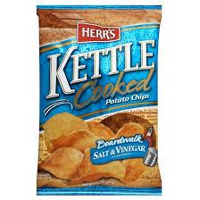 Cape Cod Russet Potato Chips - herr u0027s kettle cooked salt u0026 vinegar potato chips 8 5 oz target