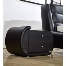 black finish nightstands u0026 bedside tables shop the best deals