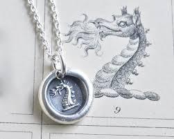 wax seal jewelry power strength suegray jewelry