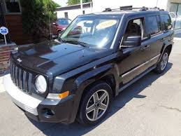 jeep patriot 2009 for sale 2009 jeep patriot for sale in jersey carsforsale com