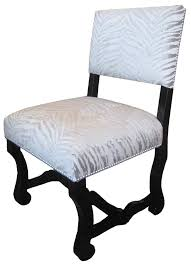 Zebra Dining Chair Dining Chairs U2013 Mortise U0026 Tenon