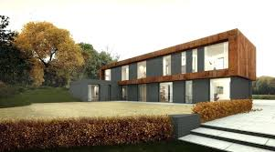 Modern Contemporary House Modern New Home Plans Contemporary House Style Property