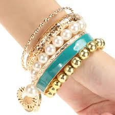 bangle style bracelet images New style bracelet exquisite multi layer hollow bracelet bangle jpg