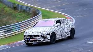 lamborghini urus blue watch the lamborghini urus go flat out on the nürburgring