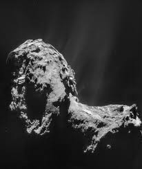 halloween asteroid nasa instrument on rosetta makes comet atmosphere discovery nasa