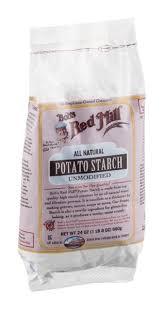 potato starch bob s mill potato starch unmodified hy vee aisles online