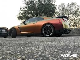 Nissan Gtr Yellow - nissan gt r car wraps best vinyl wraps 3m avery wrap labs