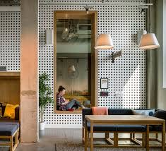 Living In A Warehouse by Airbnb Unveils New Headquarters In A Disused Dublin Warehouse