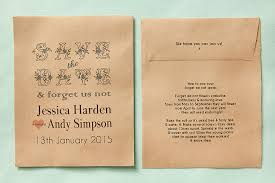 forget me not seed packets 10 save the date seed packets by wedding in a teacup
