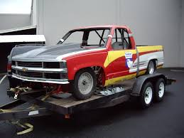 Old Ford Truck Drag Racing - thought about building a drag truck you need to read this
