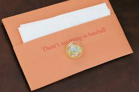 baseball wedding sayings invitations more photos personalized tissue packets inside