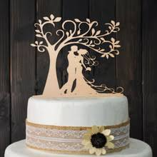 popular wooden cake toppers buy cheap wooden cake toppers lots