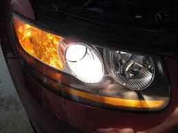 hyundai santa fe light replacement santa fe headlight bulbs replacement guide 032
