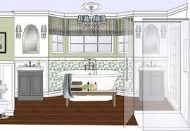 a 130 decoration gorgeous bathroom free 3d bathroom design