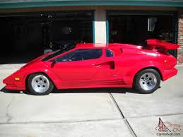 fake lamborghini for sale replica kit lamborghini countach 25th anniversary