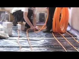 underfloor heating information instruction u0026 tips how to