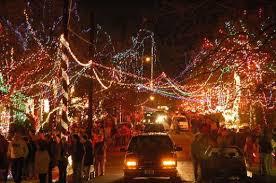 W 37th St Hippie Lights Christmas Lights Austin Style A Capital