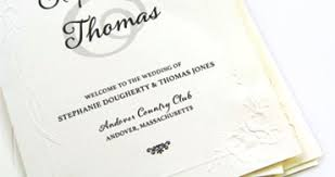 Country Wedding Programs Printable Wedding Invitations Blank Wedding Invitations Lci Paper