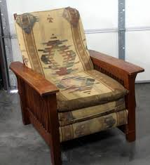 southwest style mission recliner 31