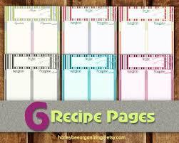 printable blank mini book template recipe book pages template gidiye redformapolitica co