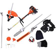 amazon com paneltech 5 in 1 52cc brush cutter hedge trimmer