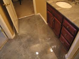 Photos Of Stained Concrete Floors by How To Acid Staining Basement Floors Direct Colors Inc Amazing
