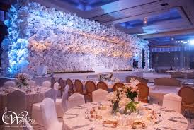 wedding event backdrop uae based the wedding venue creates a 3 d effect backdrop for an