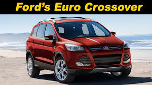 Ford Escape 2016 - 2016 2017 ford escape titanium review and road test detailed