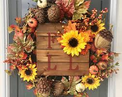 autumn decor autumn decor etsy