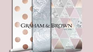 graham u0026 brown famous for wallpaper u0026 now more youtube