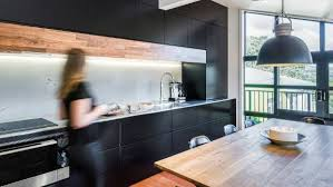 black kitchen cabinets nz where to start with a kitchen renovation stuff co nz
