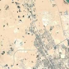 doha qatar map doha map qatar satellite maps