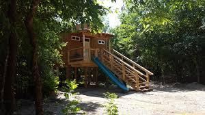 Cat Treehouse Treehouse Stays In Oklahoma Travelok Com Oklahoma U0027s Official