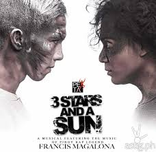 3 and a sun francis m lives in peta s rap musical