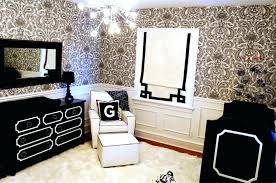 chambre fille noir et blanc chambre enfant noir et blanc chambre bebe noir chambre noir blanc