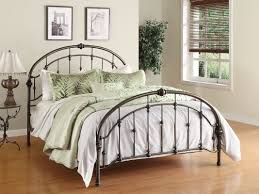 alcott hill homestead queen metal bed u0026 reviews wayfair