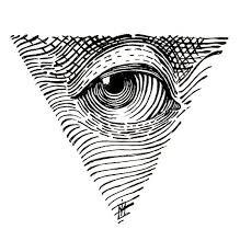 27 triangle eye designs