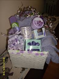 Bathroom Gift Baskets Wedding Shower Gift Basket Themes Lading For