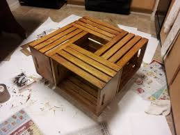 shipping crate coffee table best crate coffee table elegant wood shipping crate coffee table by