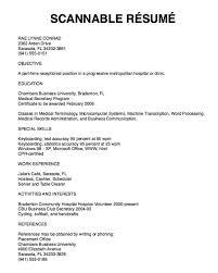 scannable resume template scannable resume template shalomhouse us