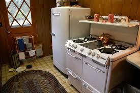 mid century modern kitchen appliances inspiration cozy cabin kitchen mimomito midcentury modern mid