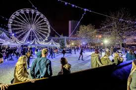 britain u0027s best outdoor ice skating rinks for christmas 2016