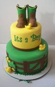 deere baby shower baby shower cake ideas