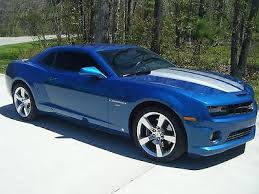 2010 aqua blue camaro 2010 chevy camaro 2ss rs low aqua blue metallic