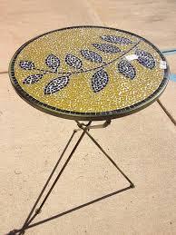 Diy Mosaic Table 51 Best Mosaic Patio Table Ideas Images On Pinterest Mosaic