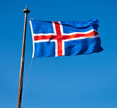 What Do The Flag Colors Mean Iceland Flag Symbol And Emblem Of Country Downloadclipart Org